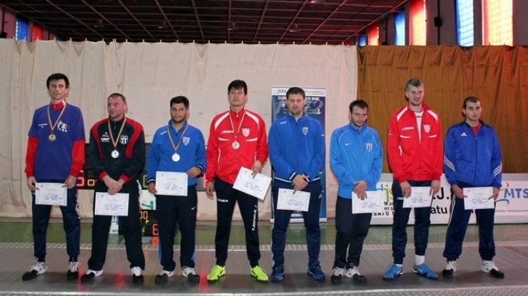 Spadă. Adrian Pop a câștigat titlul de campion național