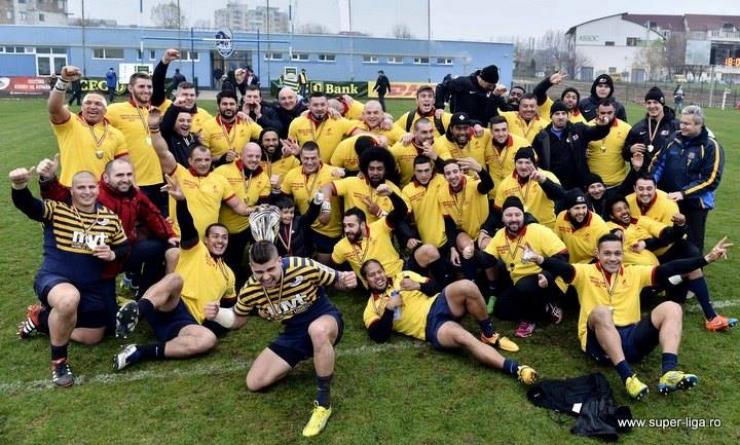 Rugby. Timişoara Saracens este noua campionă a României