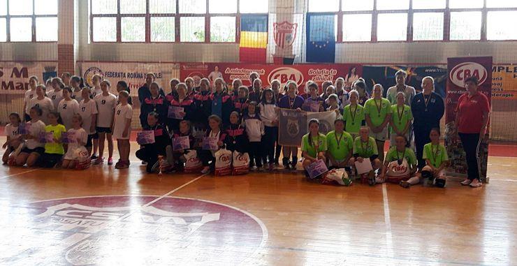 Handbal | HC Genius Sighetu Marmației a câștigat Cupa CBA 2017