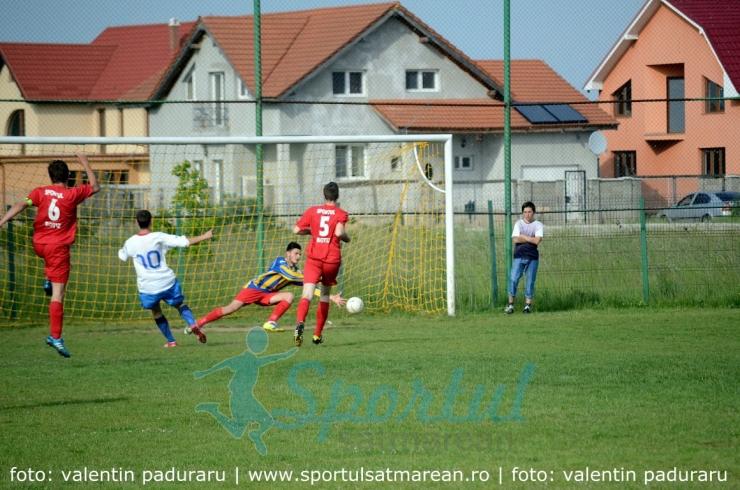 Fotbal. Cupa României: Someșul Oar învinsă de AS Ghenci (Galerie Foto)
