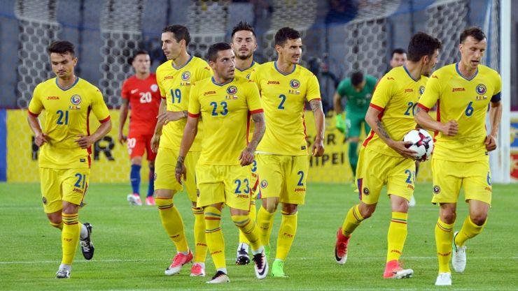 Echipa națională   România se menţine pe locul 42 în clasamentul FIFA