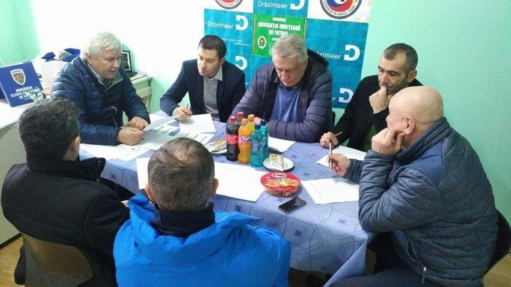 Fotbal județean | AJF Satu Mare a stabilit când începe a doua parte a sezonului