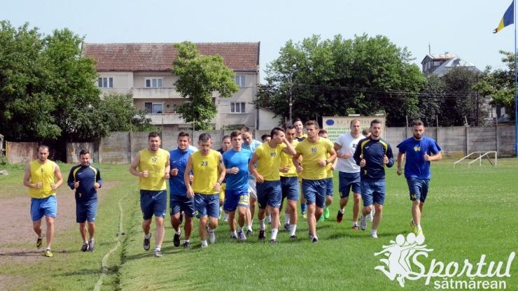 Olimpia   Adrian Cozma își dorește performanță cu jucători din Satu Mare
