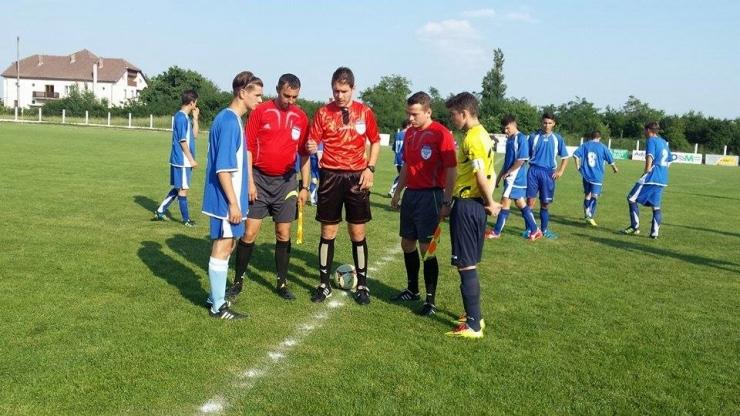 Liga a IV-a - Juniori: Vineri, la Carei Olimpia și FCM Victoria Carei joacă marea finală (Galerie Foto)