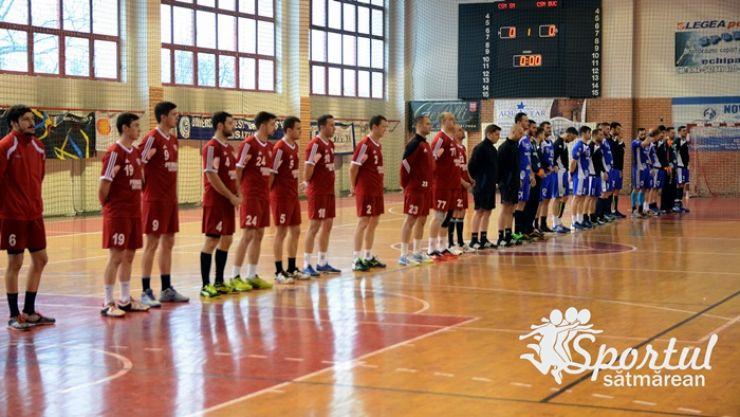 Liga Zimbrilor   Etapa a XIX-a: CSM Satu Mare 24 - 28 CSM București
