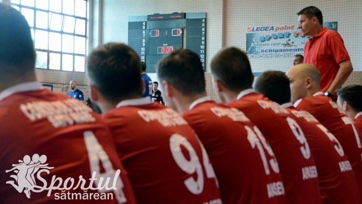 Handbal | CSM Satu Mare a condus la pauză dar a pierdut pe final la liderul HC Odorhei