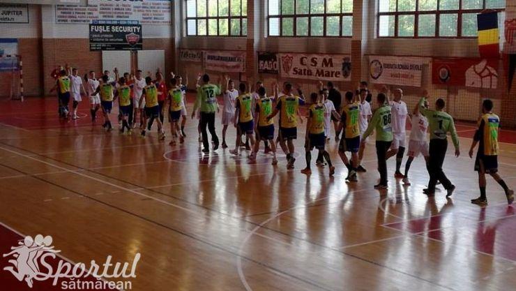 Liga Zimbrilor | CSM Satu Mare rămâne fără puncte și după vizita Potaissei Turda