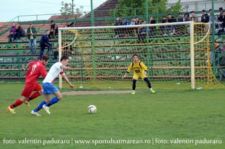 Sportul Botiz a câștigat meciul restant cu Viitorul Vetiș (Galerie Foto)