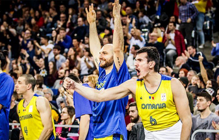 Baschet masculin | Lotul României pentru meciurile cu Croaţia şi Italia, din preliminariile CM 2019