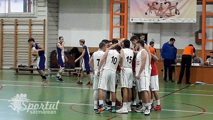 Baschet U18 | Satu Mare găzduiește al doilea turneu de calificare al Campionatului Național