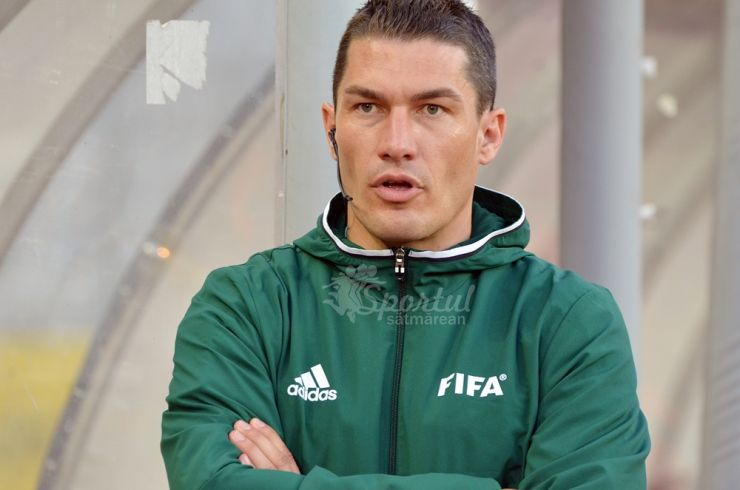 Europa League | Istvan Kovacs, delegat la Maccabi TelAviv - Slavia Praga
