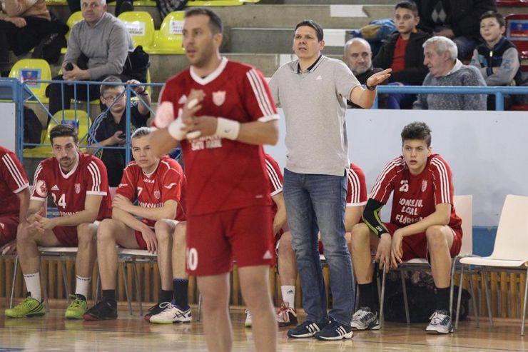 CSM Satu Mare a câștigat al doilea meci de la Trofeul Minaur