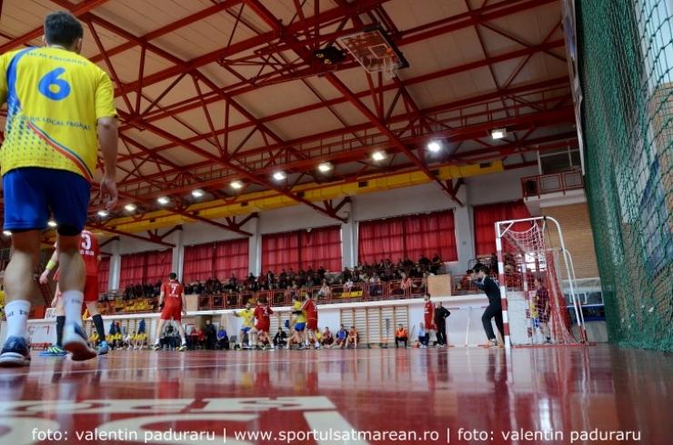 "Handbal. CSM Satu Mare primește vizita oltenilor de la ""U"" Craiova"