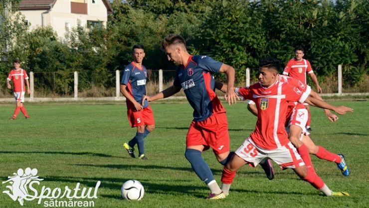 Fotbal județean | Programul și oficialii delegați de AJF Satu Mare la meciurile din etapa a V-a
