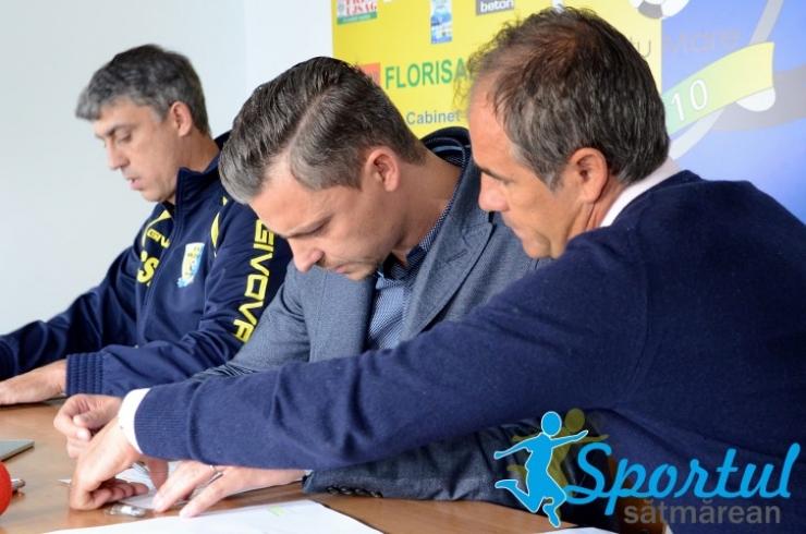 Fotbal. FC Olimpia: Băbuț se laudă înaintea ședinței de Consiliu Local
