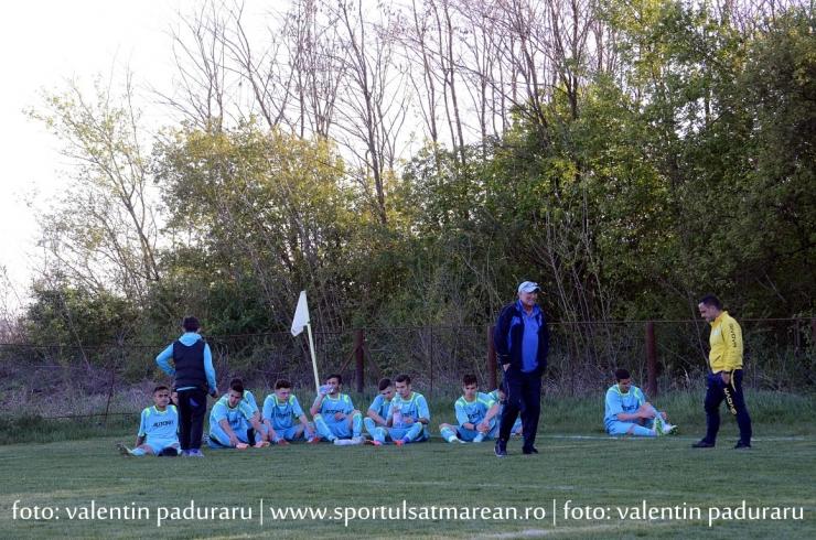 Olimpia II a făcut scor în Cupa României