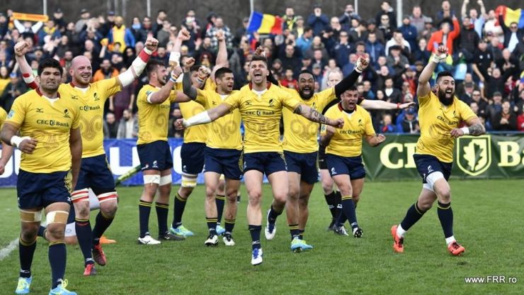 Rugby | România a câştigat Cupa Antim Ivireanul după ce a învins Georgia în ultima etapă a Rugby Europe Championship