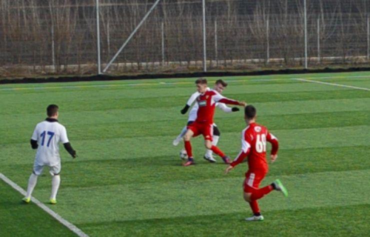 Meci amical   Academia de Fotbal Debrecen 4 – 2 LPS Satu Mare