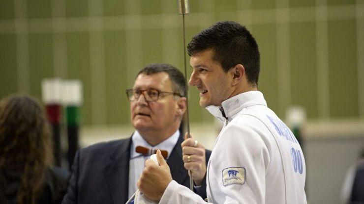 Adrian Szilagyi, cel mai bun rezultat al României la Circuitul European U23 la spadă masculin