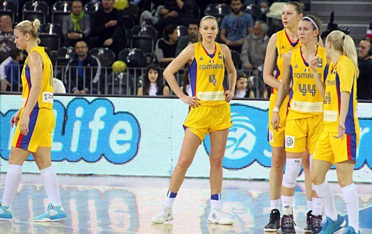 Baschet   Adversarele României în calificările pentru FIBA Eurobasket Womens 2019