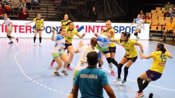 Handbal feminin | România a învins Slovenia în al doilea meci la Campionatul Mondial