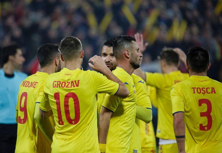 România întâlnește Serbia, Muntenegru și Lituania în grupele Ligii Națiunilor