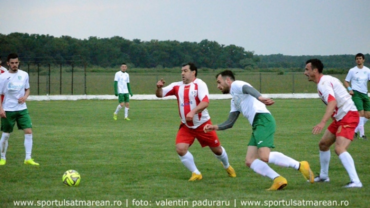 Meci amical. Recolta Dorolț 0 - 2 ACS Fotbal Comuna Recea