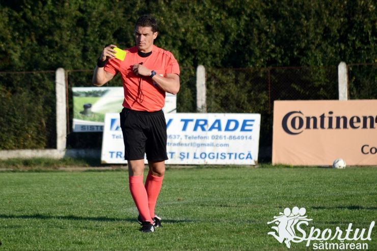Europa League | Istvan Kovacs va arbitra joi AZ Alkmaar - Maccabi Tel Aviv