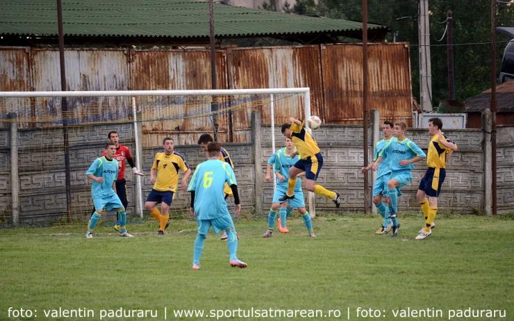 Fotbal. Cupa României: Olimpia II s-a calificat în semifinale după victoria cu Doba (Foto & Video)