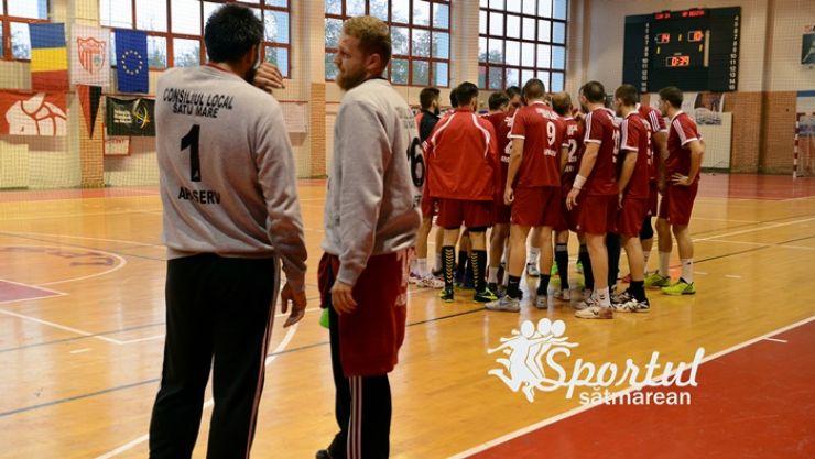 Liga Zimbrilor   Înfrângere pentru CSM Satu Mare în deplasare la CSU Suceava