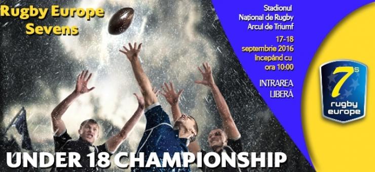 Rugby: România, gazda Campionatului European Under 18 de rugby în 7