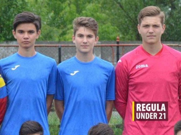 Tinerii jucători de la Olimpia, apreciați și doriți de echipele de tradiție din fotbalul românesc