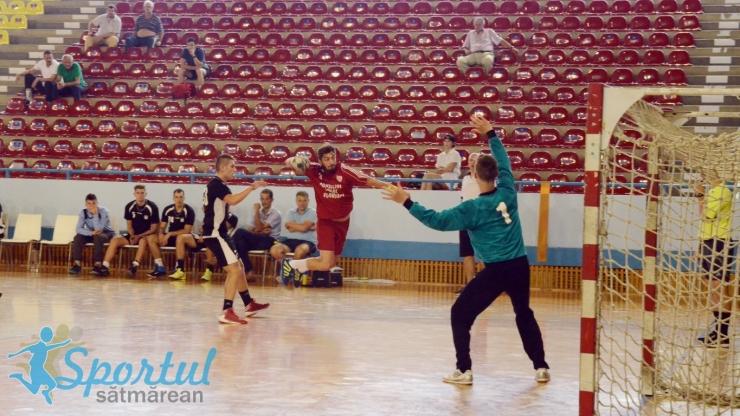 Handbal | Victorii pe linie pentru CSM Satu Mare la turneul amical din Baia Mare