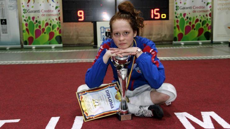 """Anca Săveanu (CSA Steaua) a câștigat Cupa Satu Mare – Memorial """"Ecaterina Stahl"""""""