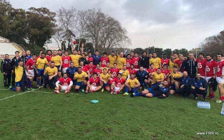 Rugby | România a învins Portugalia cu scorul de 33-17