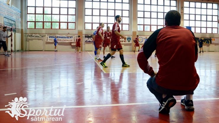 Liga Zimbrilor   CSM Focșani 26 - 23 CSM Satu Mare