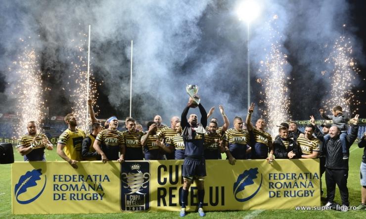Rugby. Prima ediție a Cupei Regelui a fost câștigată de Timișoara Saracens