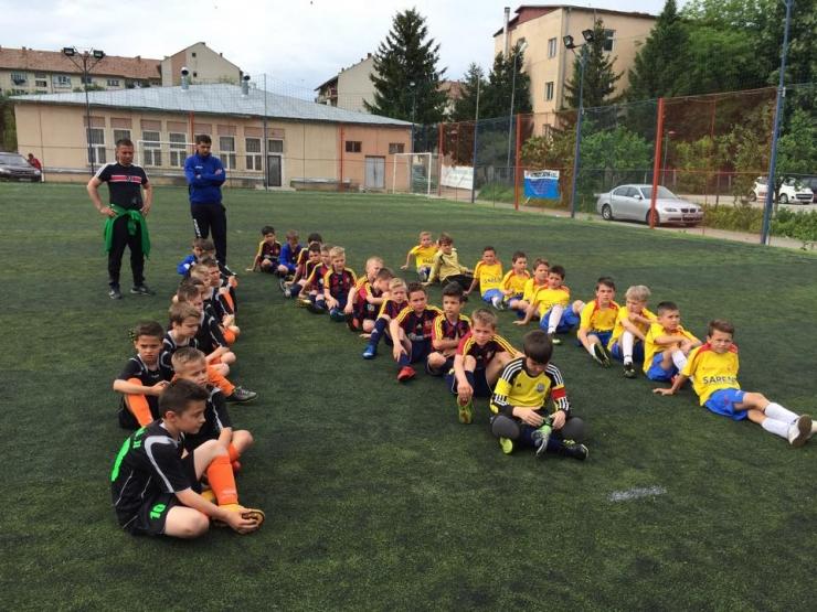 Turneu reușit organizat de Școala de Fotbal Primavera Satu Mare (Galerie Foto)