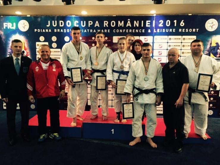 """Judo. Rezultate foarte bune pentru judoka sătmăreni la """"Cupa României"""""""