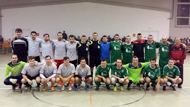 Minifotbal | În weekend are loc ediția a VII-a a Cupei Futsal Carei