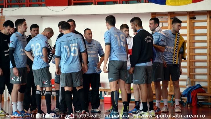 Handbal | Program infernal pentru CSM Satu Mare în primele șase etape