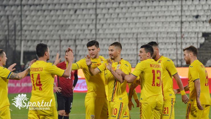 Echipa Națională | România a urcat patru locuri în clasamentul FIFA