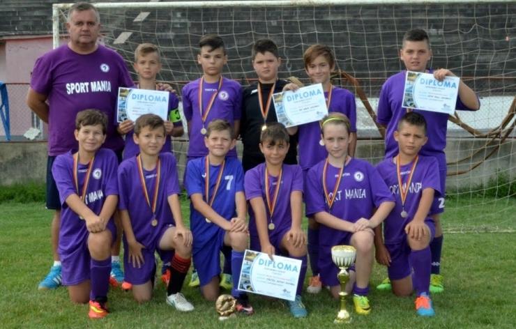 Turneu reușit pentru echipele de la Juniorul Satu Mare