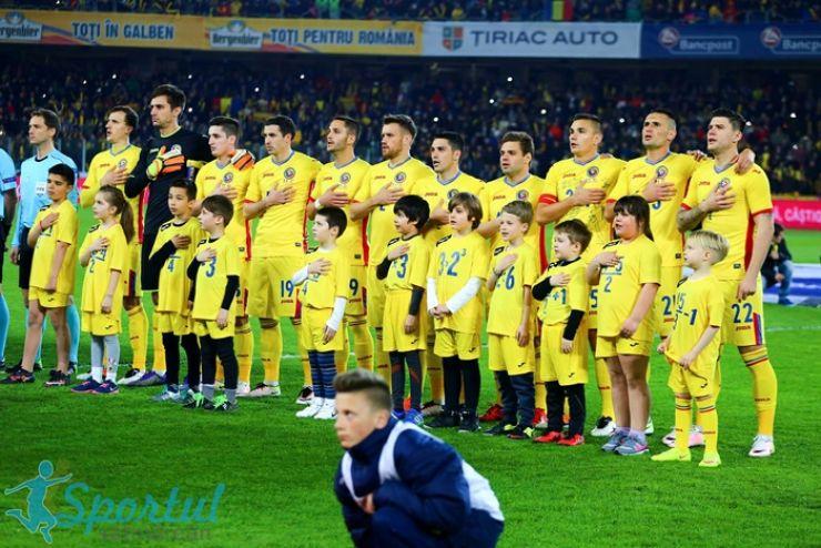 Clasament FIFA   Echipa națională a României a coborât două locuri față de luna ianuarie