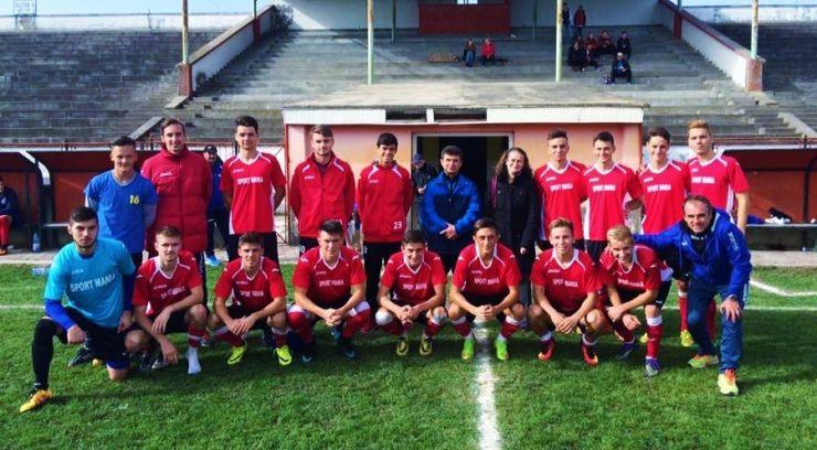 Liga elitelor U19 | Victorie importantă pentru LPS Satu Mare în etapa a VIII-a