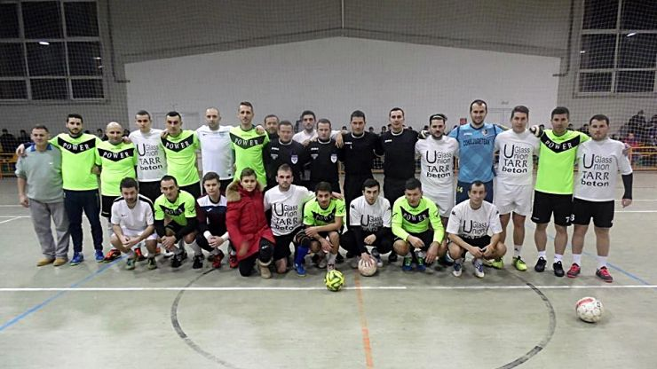 Cupa Futsal Carei   Power Satu Mare a pierdut la penalty-uri finala cu Vonal Cristuru Secuiesc