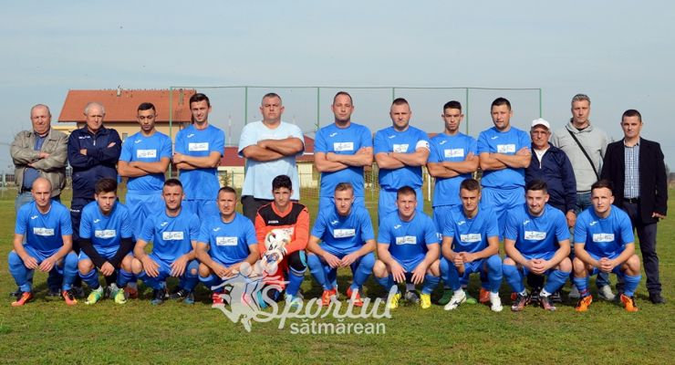 Liga 4 | Unirea Păulești a întors rezultatul de la pauză și a câștigat derby-ul etapei cu Sportul Botiz