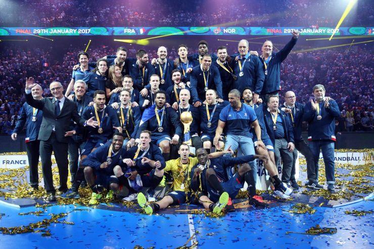 Franţa a câștigat al șaselea titlu de campioană mondială la handbal masculin