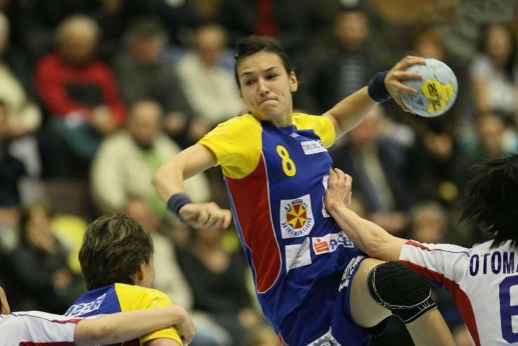 Handbal. Cristina Neagu, cea mai bună handbalistă din lume în 2015, potrivit handball-planet.com