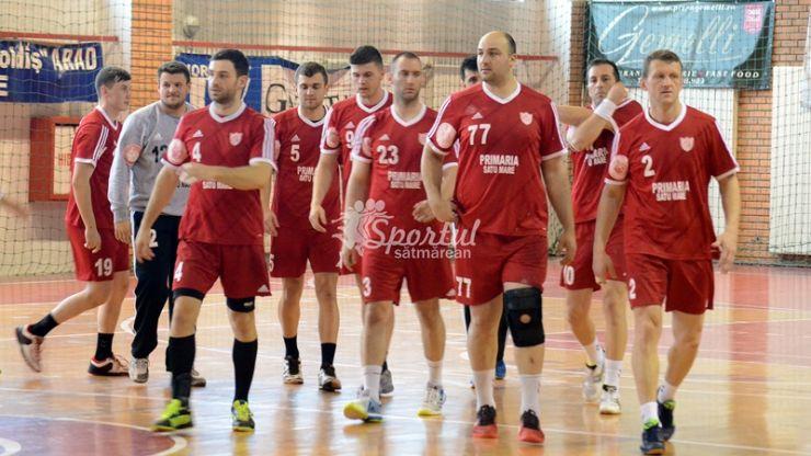 CSM Satu Mare | Evoluția în cifre a echipei de handbal în sezonul regulat